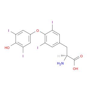 51 48 9 Mfcd00002595 L Thyroxine L Tyr Ring 13c6 Hydrochloride